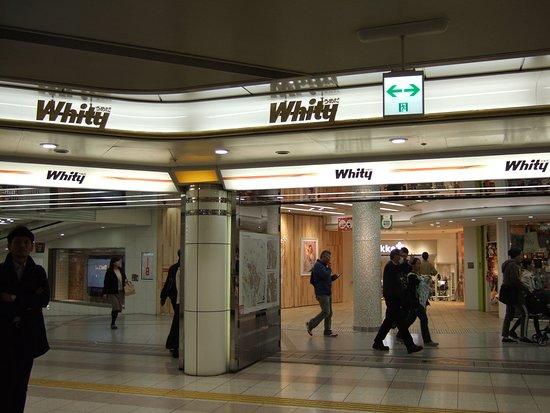 Whity Umeda