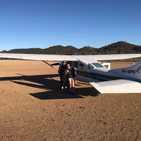 Celebrating our six months in style at Wilpena