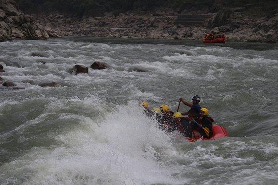 Trishuli River Side Resort Photo