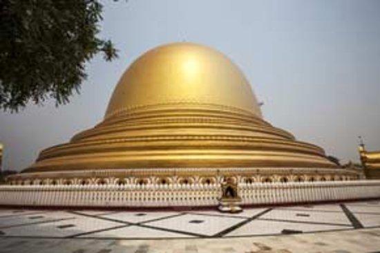 Sagaing Region, Myanmar: Kaungmudaw Pagoda
