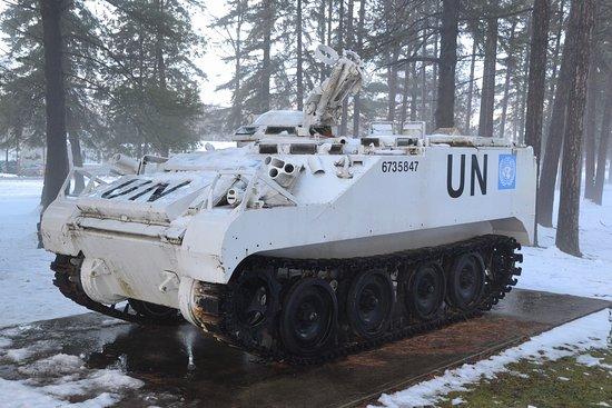 Peacekeepers Park