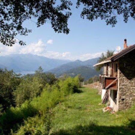 Montegrino a Monte del villaggio Bolle - Colle la Nave