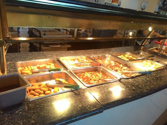Charles Sturt, أستراليا: hot meals