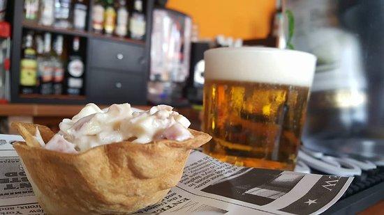 Sotillo de la Adrada, Espagne : aperitivo