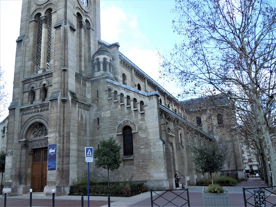 Église Notre-Dame de Saint-Mandé