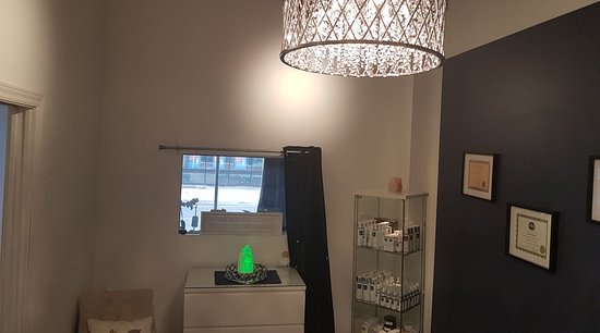 Napanee, Canada: Treatment room....relax and renew