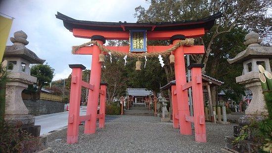 Horaisan Shrine