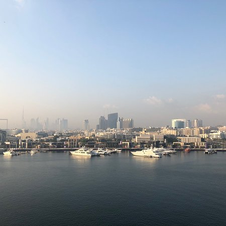 Window View - Sheraton Dubai Creek Hotel & Towers Photo