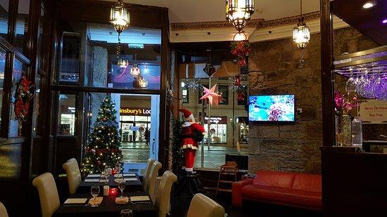 Golden Ambal Restaurant Edinburgh
