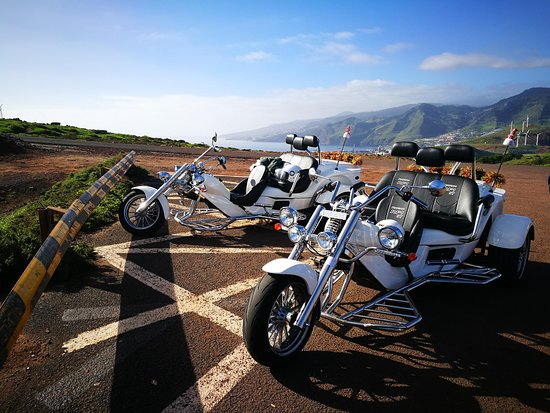 Madeira Trike Tours