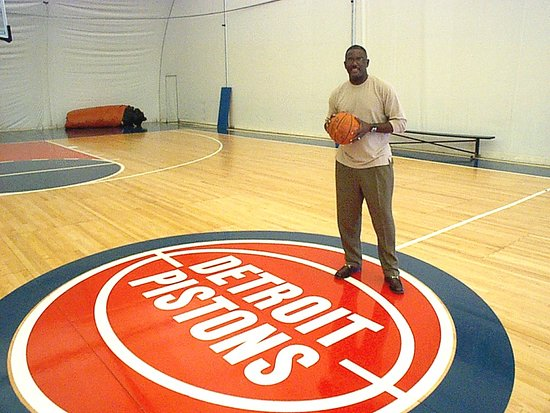 Shelby Township, Мичиган: Joe Dumars Fieldhouse opened its door to customers in October of 1994.