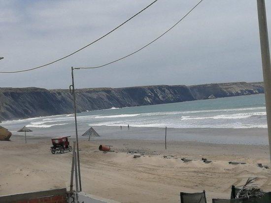 Paita, Perù: Playa Los Cangrejos