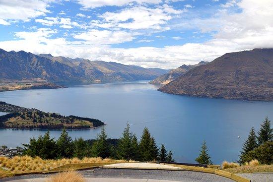 Новая Зеландия: Озеро.
