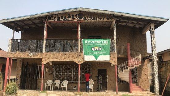 Bilde fra Osogbo