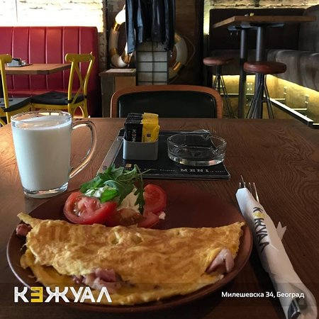 Kezual bar,Milesevska 34,Belgrade