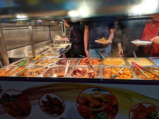 Stupendous Hongkong Buffet London Soho Updated 2019 Restaurant Interior Design Ideas Tzicisoteloinfo