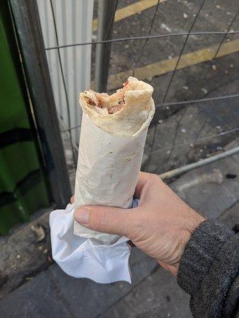 Urfa Dürüm: Grilled lamb wrap