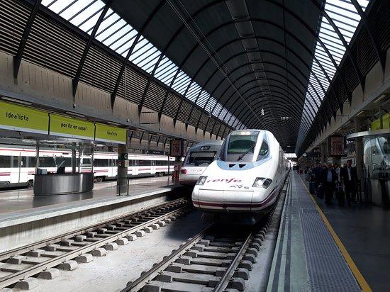 Santa Justa Railway Station