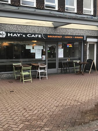 Hay's Cafe
