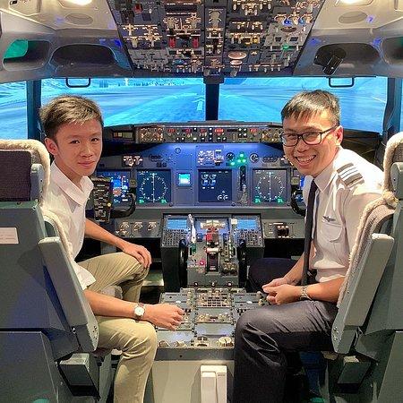 Flight Experience Flight Simulator-billede