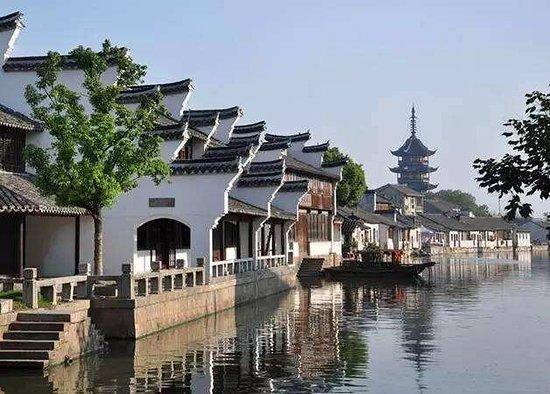 Le Meridien Suzhou, Suzhou Bay: 同里古镇