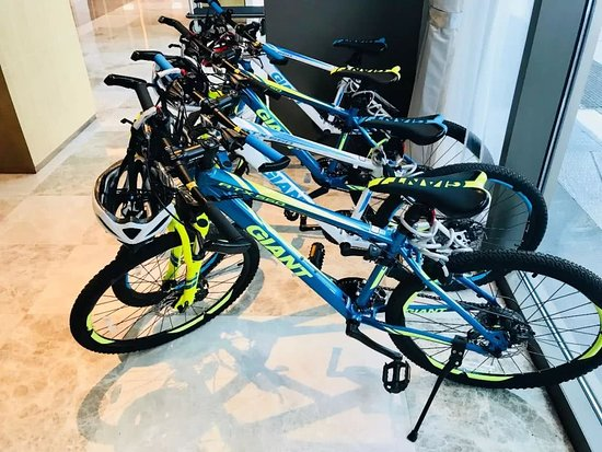 Le Meridien Suzhou, Suzhou Bay: 自行车租赁