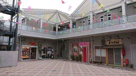 Minamimachi Murasaki Jinjamae Shotengai