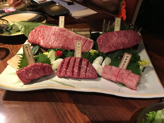 """""""Prime"""" Course Chef's recommended cuts + Flat Iron Steak"""