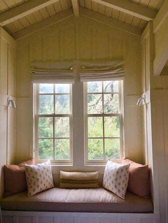 Meadowood Napa Valley: Window Seat