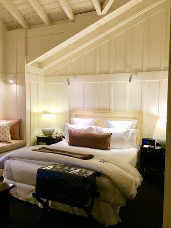 Meadowood Napa Valley: Bedroom