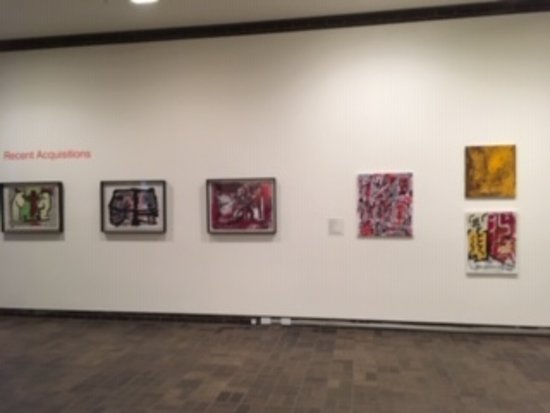 Purchase, NY: other works on display