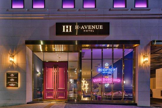 H Avenue Hotel Kondae