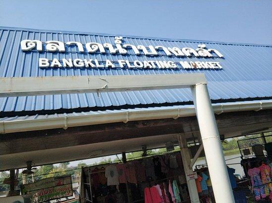 Bang Khla Floating Market