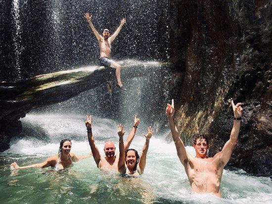Lake Natron, Tanzania: Ngare Sero Waterfalls