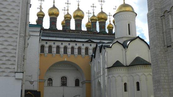 Cathedral Square: Particolari