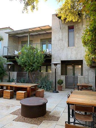 Hotel San Jose Lounge