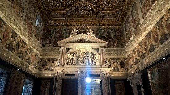Cappella Paolina nel Palazzo del Quirinale