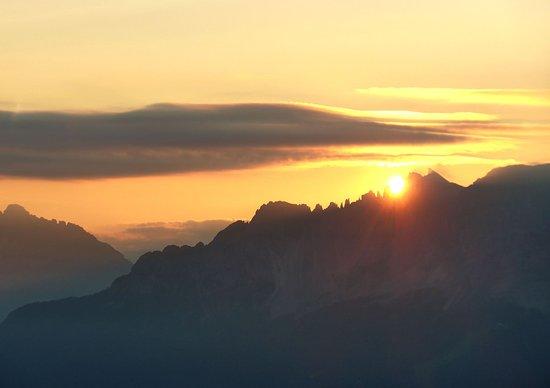 Валь-ди-Фьемме, Италия: Val di Fiemme. Trentino.