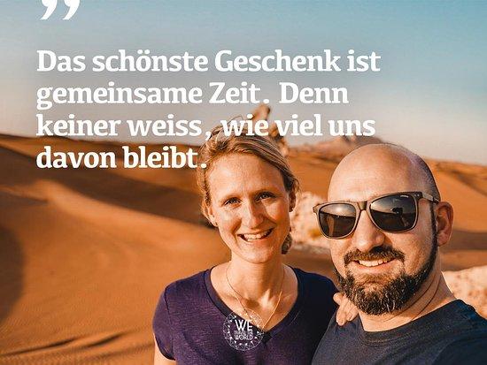 Duitsland: Wir wünschen euch besinnliche Weihnachten im Kreise eurer Liebsten – egal wo auf der Welt ihr euch gerade rumtreibt :-) Caro & Martin