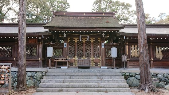 Itakiso Shrine