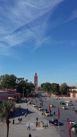 Mosquee Et Minaret De Koutoubia Marrakech Tripadvisor