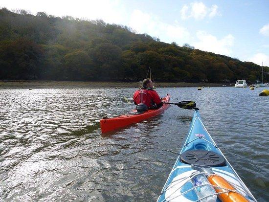 Kayak Cornwall