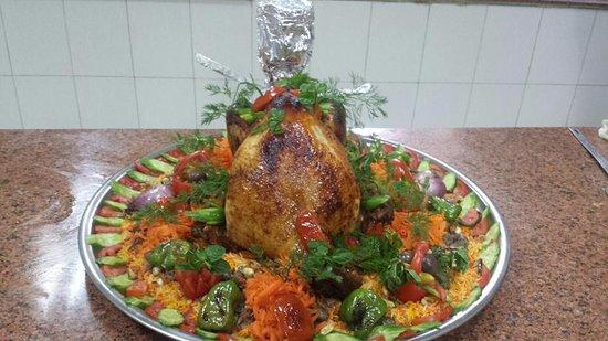 Al Mahallah al Kubra, Египет: Delicious Turkey