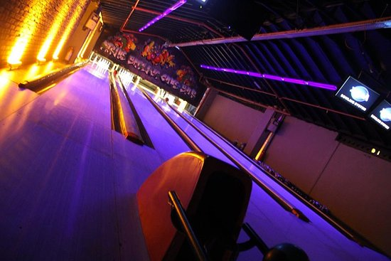 Strike Bowling Cafe Bar