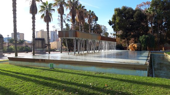 Parque de Josep Serra Marti