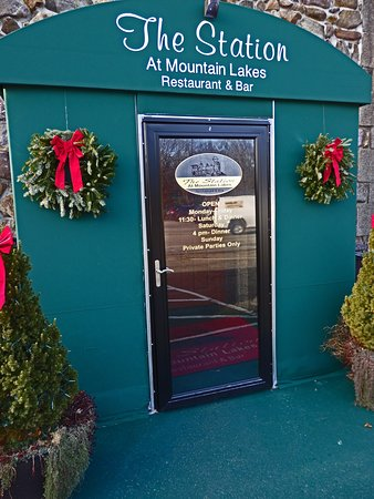 Mountain Lakes, NJ: Entrance