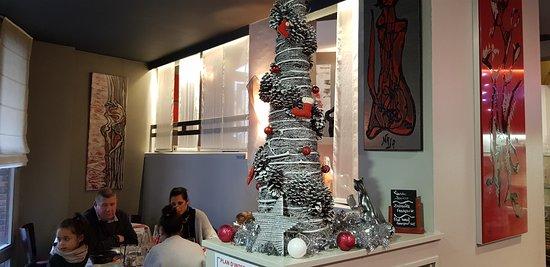 Accueil très fêtes de Noël ! L'Alsace est tellement proche .. !