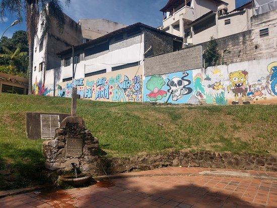 Biquinha Fountain