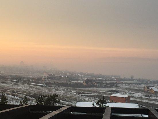 Moldova Noua, Romania: City view