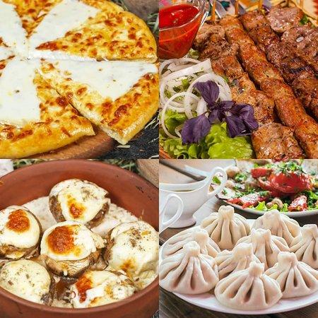 Natakhtari, Georgia: Taste and enjoy